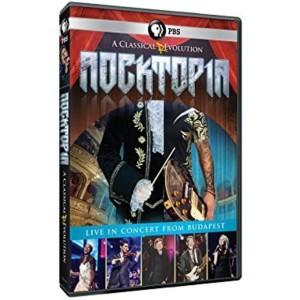 Rocktopia Live In Budapest DVD