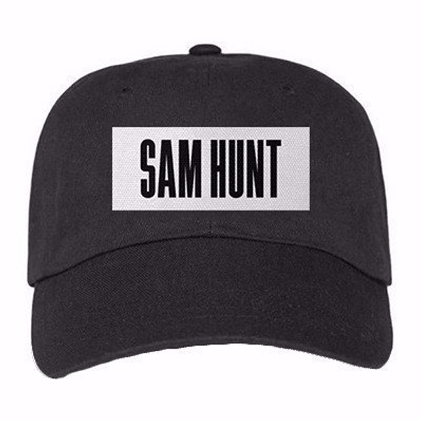 SH Block Font Hat