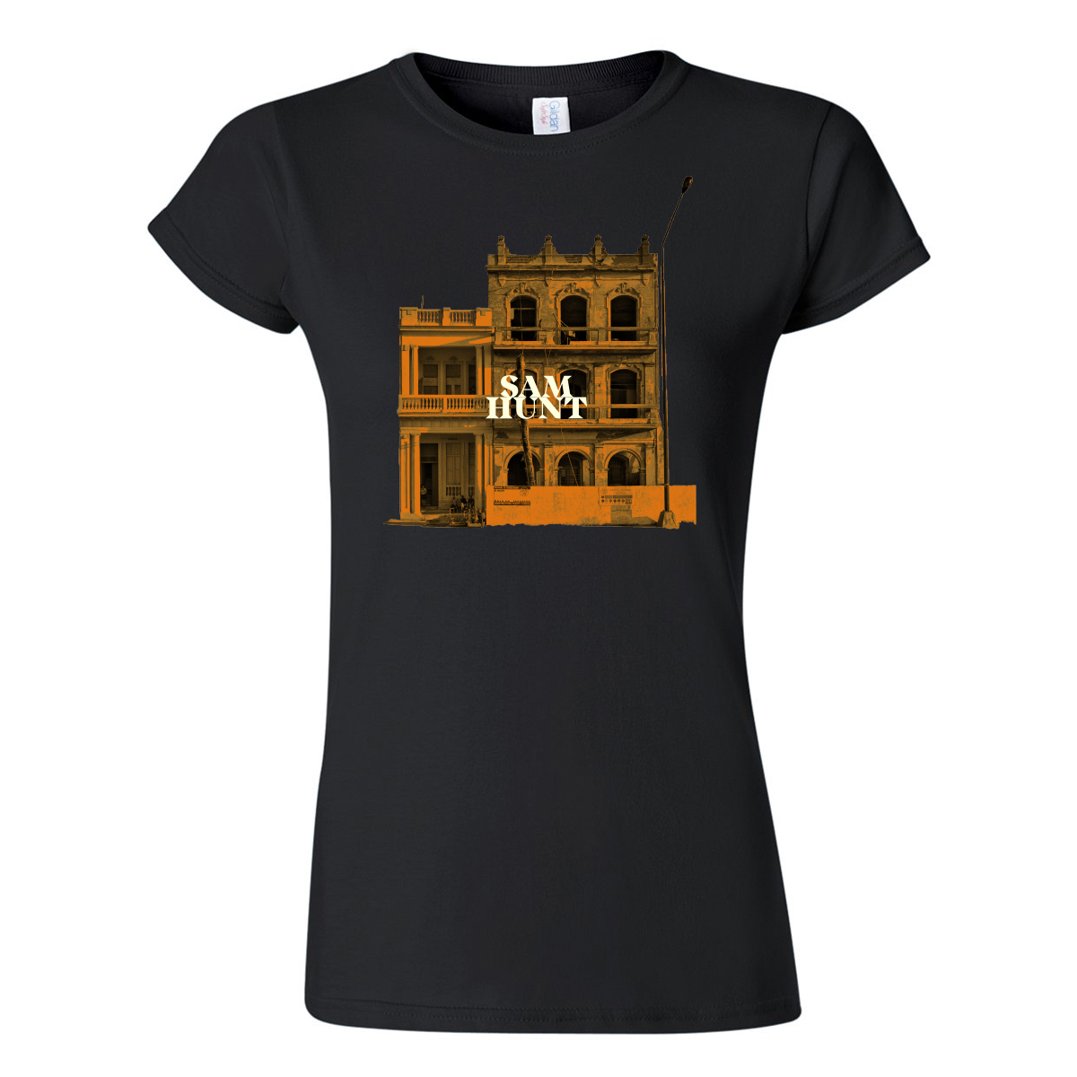 Downtown's Dead Black Ladies T-Shirt