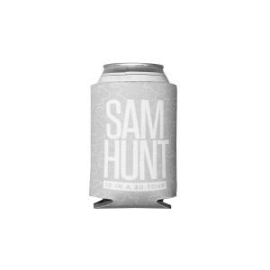 Grey Camo Can Hugger