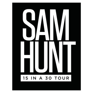 Sam Hunt Sticker