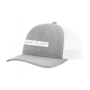 Sam Hunt Grey Trucker Hat