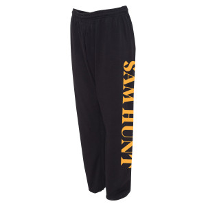 Sam Hunt Logo Sweatpants