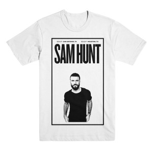 Black x White Photo Tee