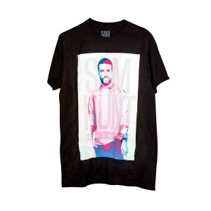 Sam Hunt Black Tour Tee