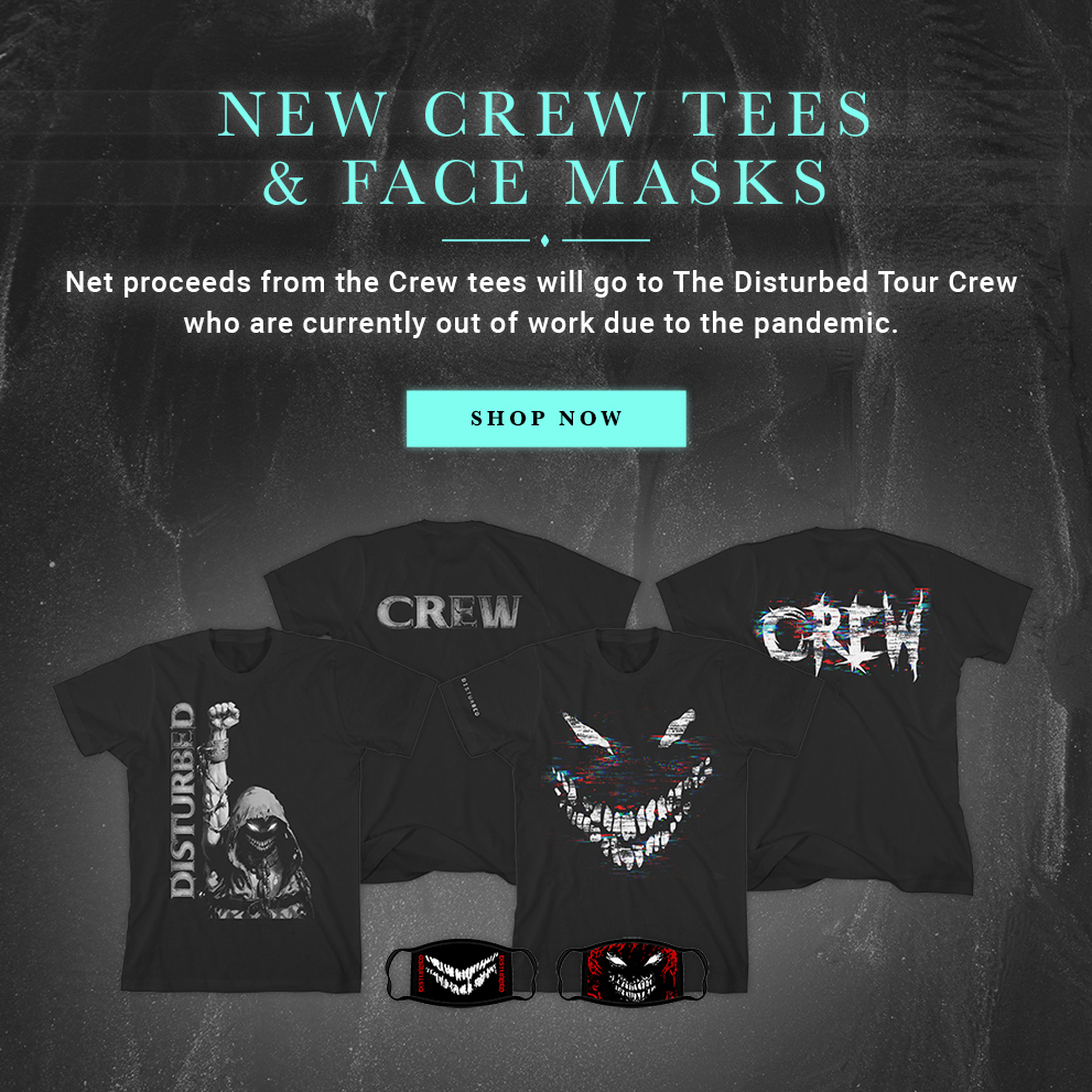 Crew Tees & Facemasks