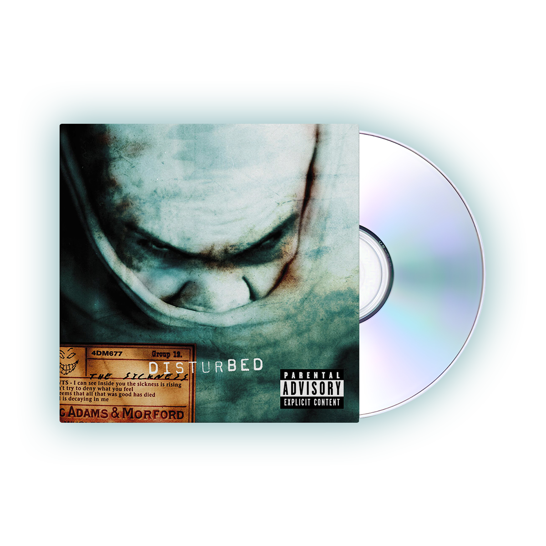 The Sickness CD