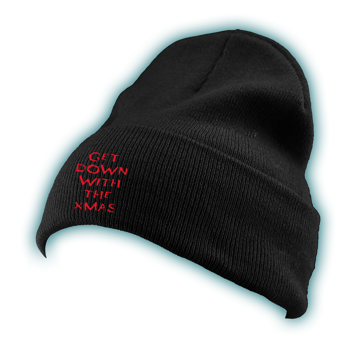 Down With The Xmas Beanie