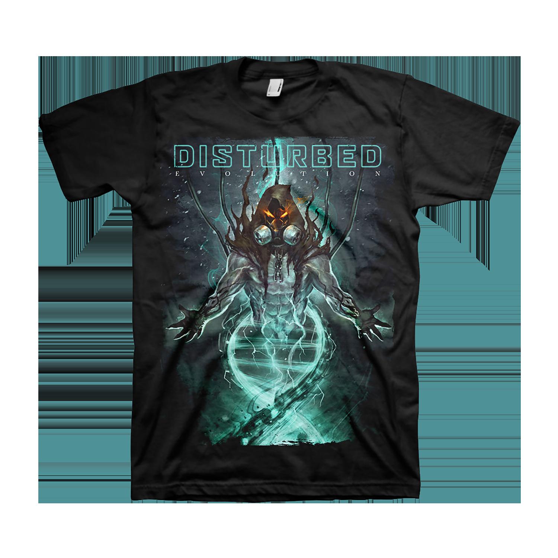 Emerge Black T-Shirt