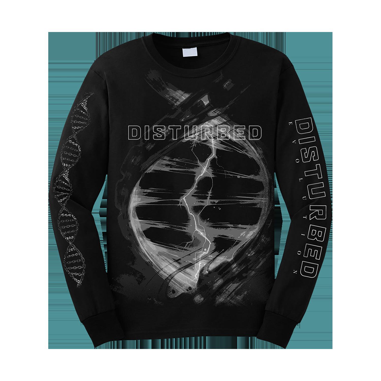 Helix Long Sleeve T-Shirt