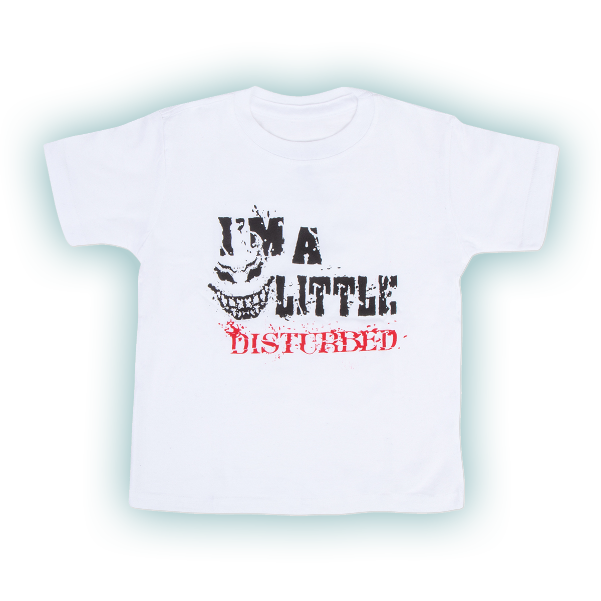 I'm a Little Disturbed Toddler T-Shirt