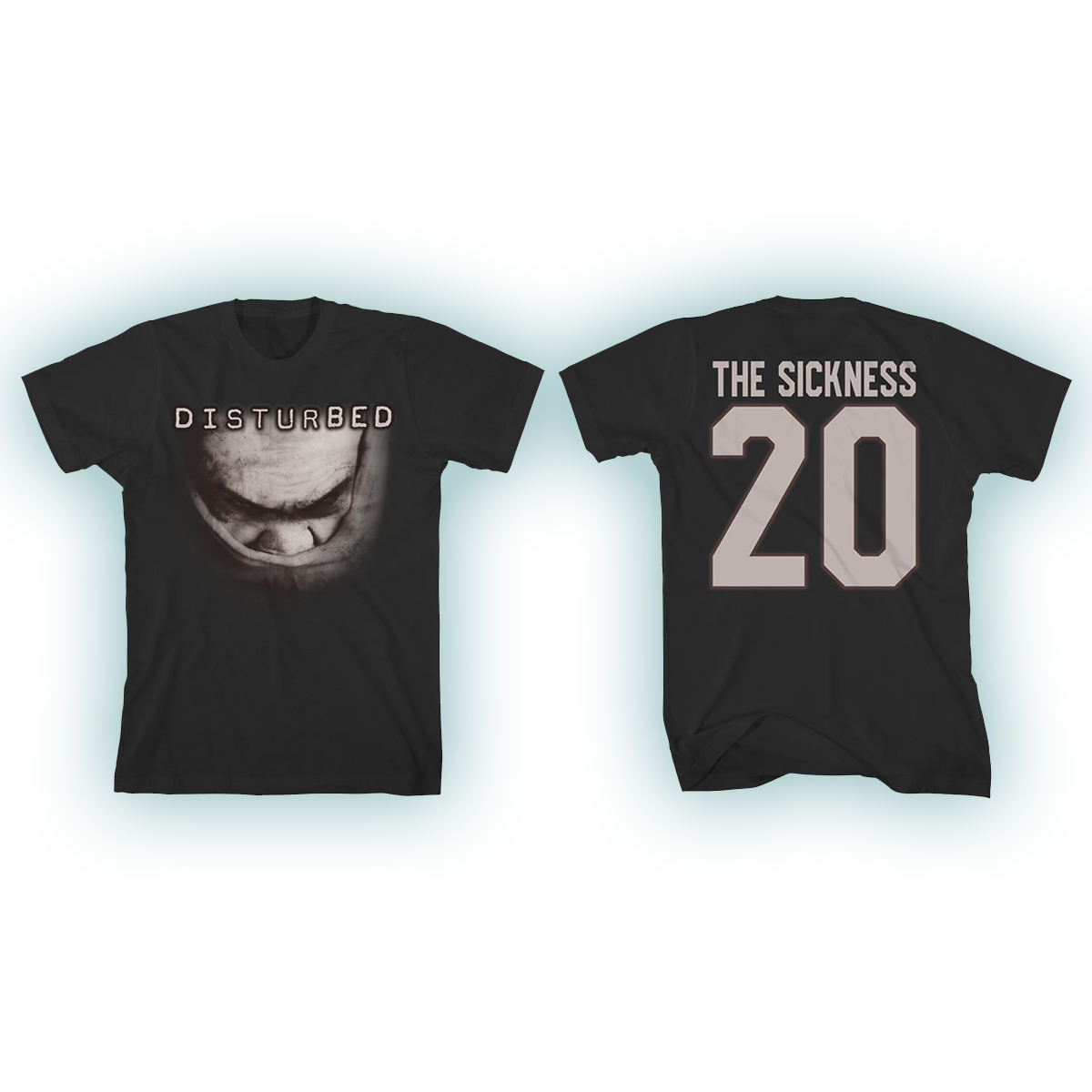 "20th Anniversary ""The Sickness"" T-Shirt"