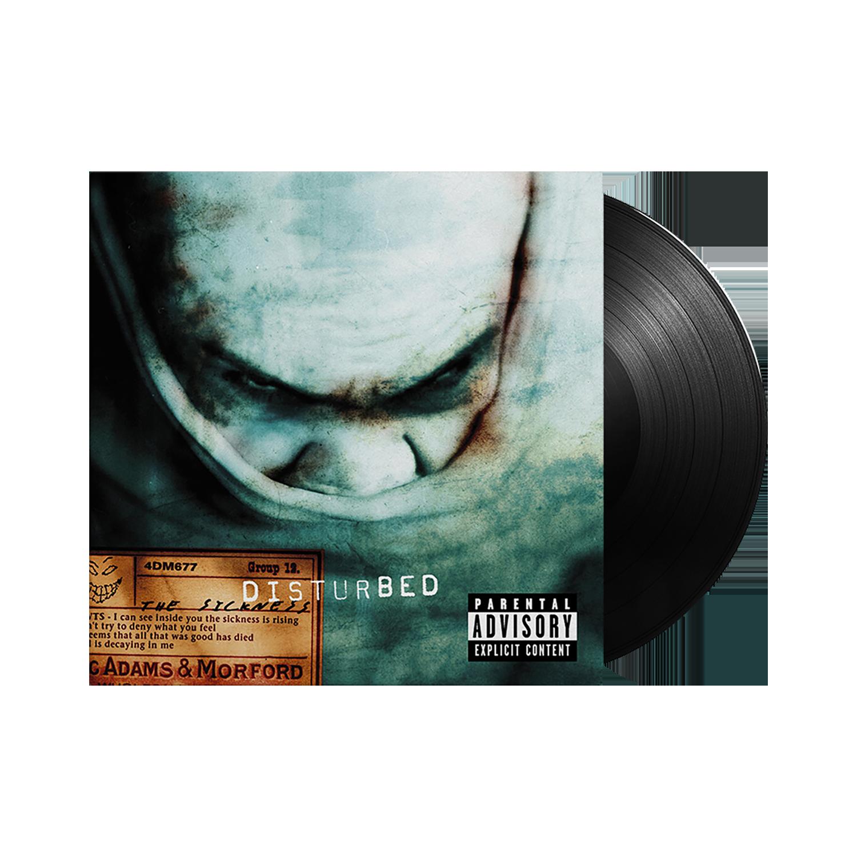 The Sickness Vinyl