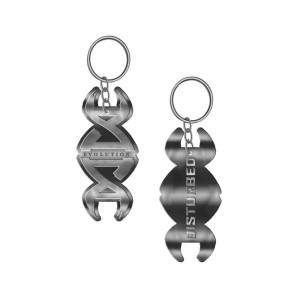 Helix Metal Keychain