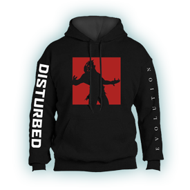 Red The Guy Evolution Hoodie