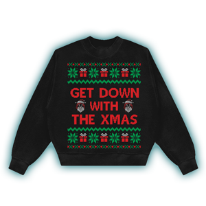 Down With The Xmas Crewneck