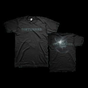 Disturbed One Black T-Shirt