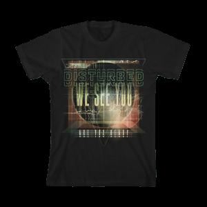 Cataclysm Black T-Shirt – Web Exclusive