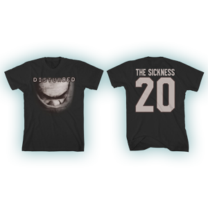 "20th Anniversary ""The Sickness"" T-Shirt"