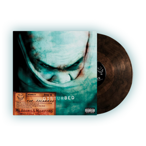"The Sickness – 20th Anniversary ""Black Cloud"" Colored Vinyl"