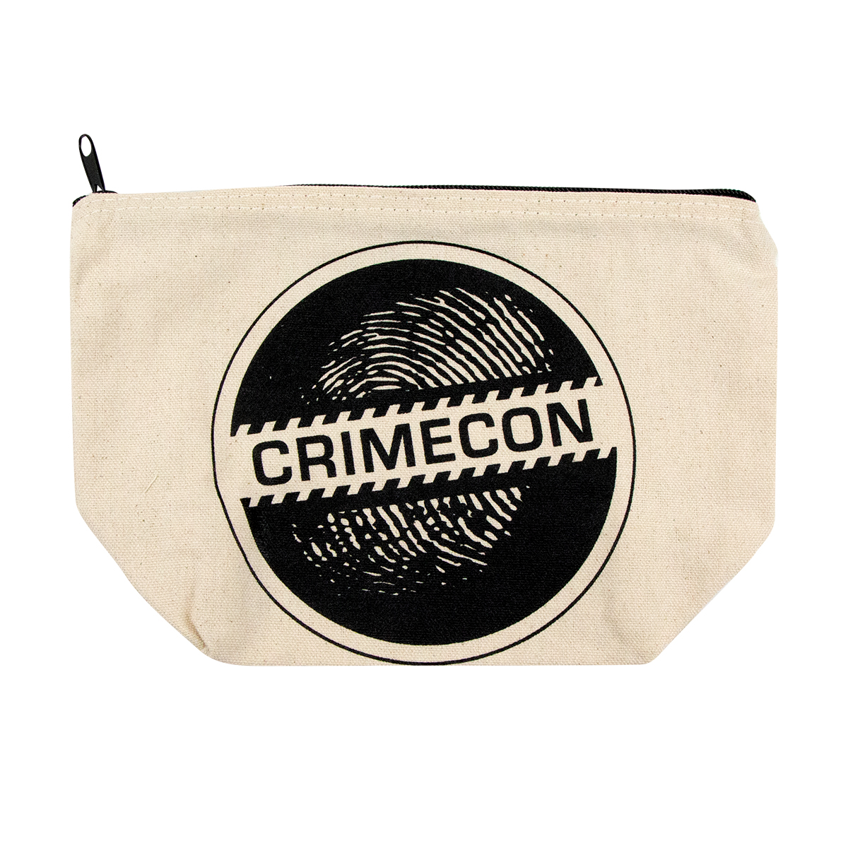 CrimeCon Logo Cosmetic Bag