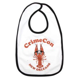 CrimeCon 2019 New Orleans Bib