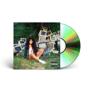 Ctrl Limited Edition Autographed CD + Digital Album