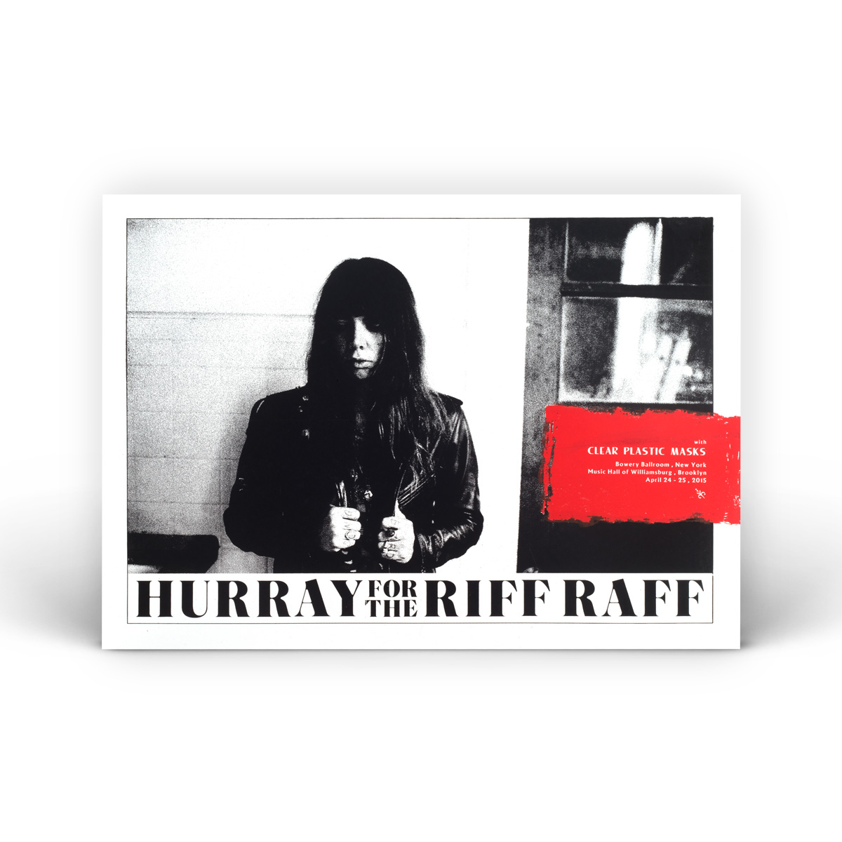 HFTRR w/ CPM Show Poster