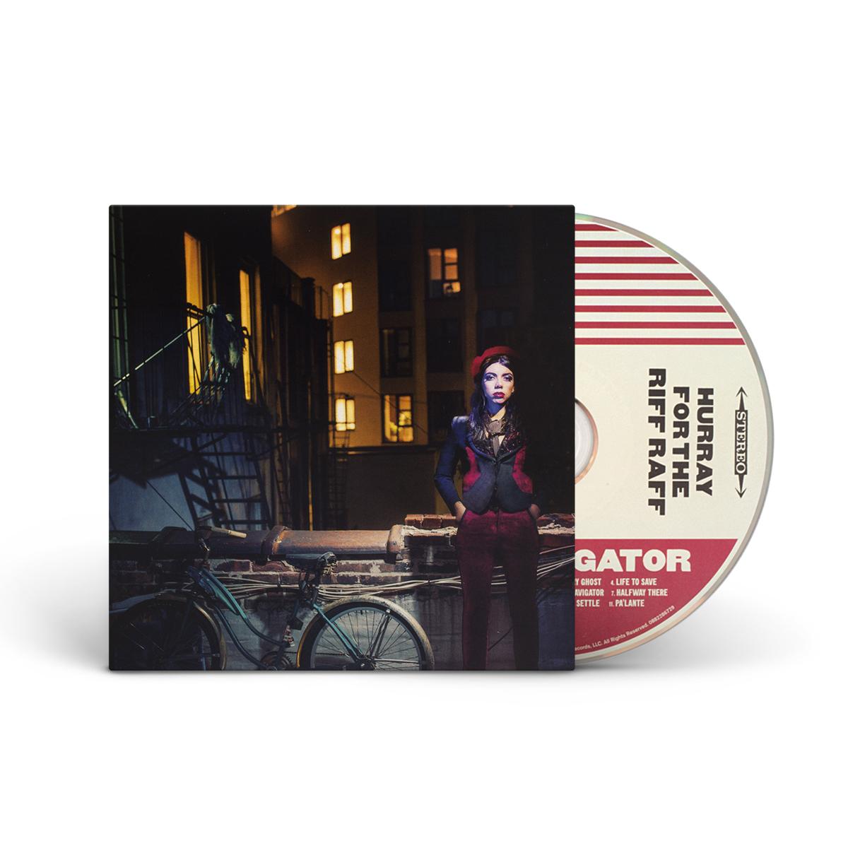 Navigator CD