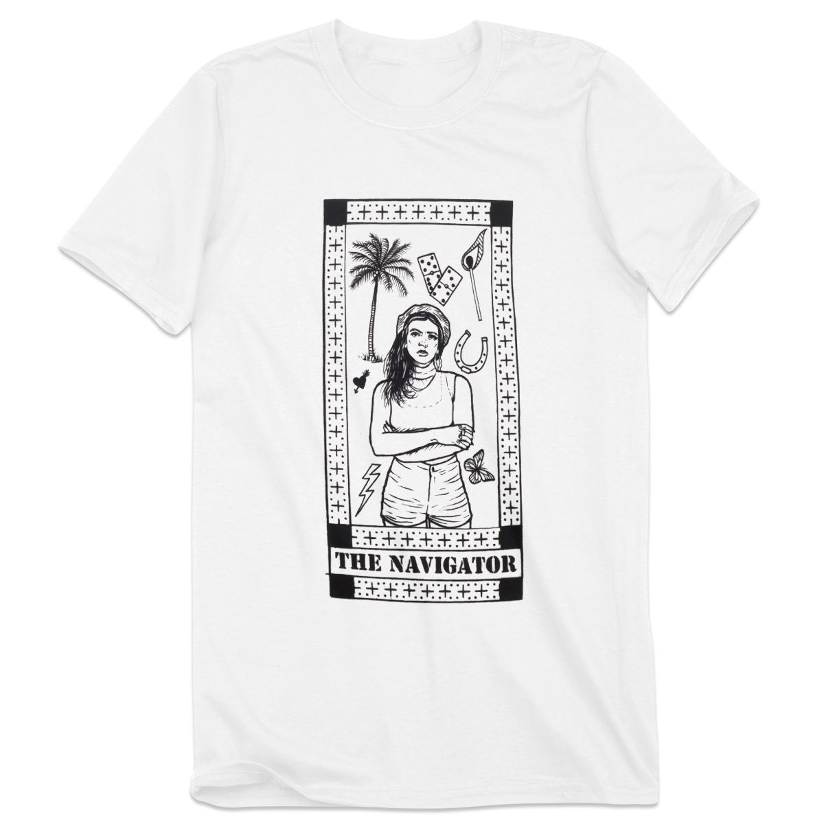 White Saint Shirt