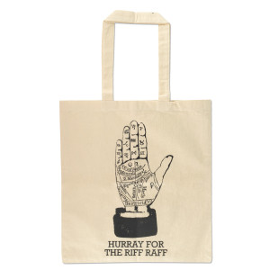 Palm Hand Tote