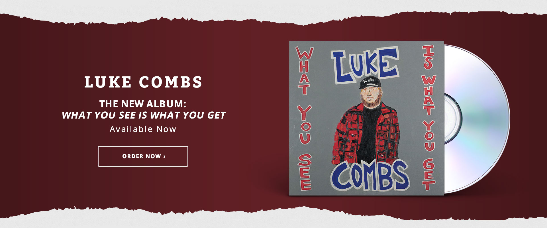 Shop Luke Combs
