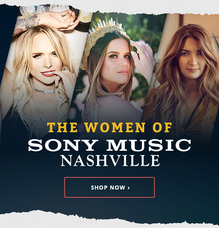Shop Women of Sony Music Nashville