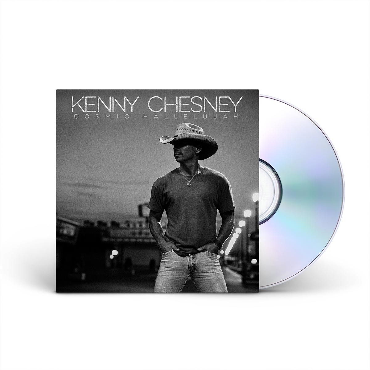 Kenny Chesney - Cosmic Hallelujah CD