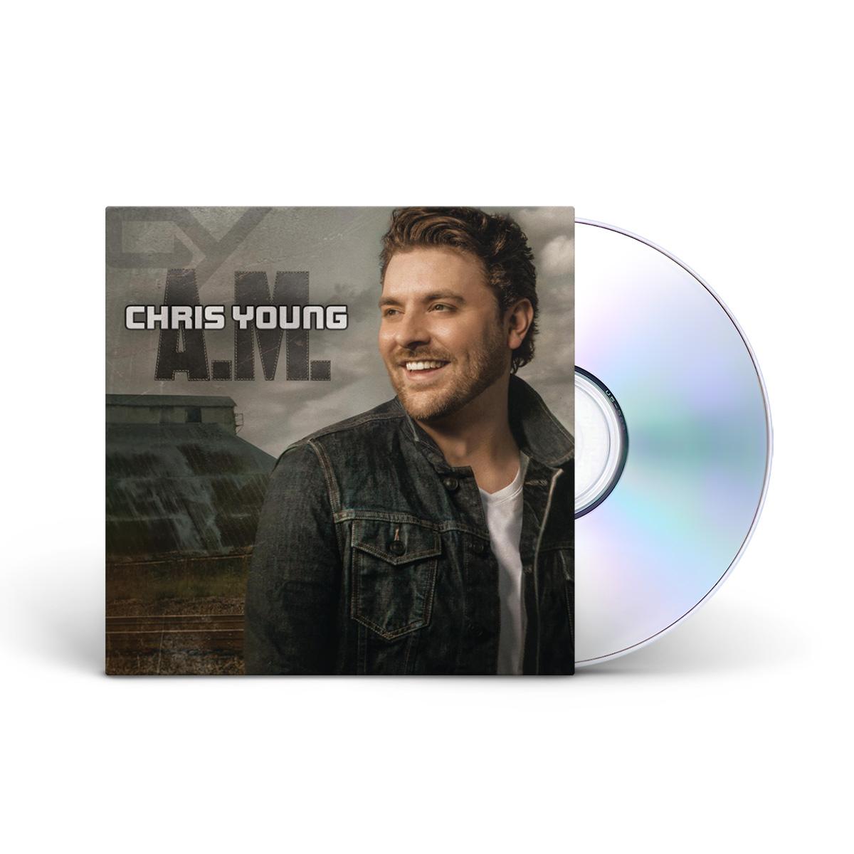 Chris Young: A.M. CD
