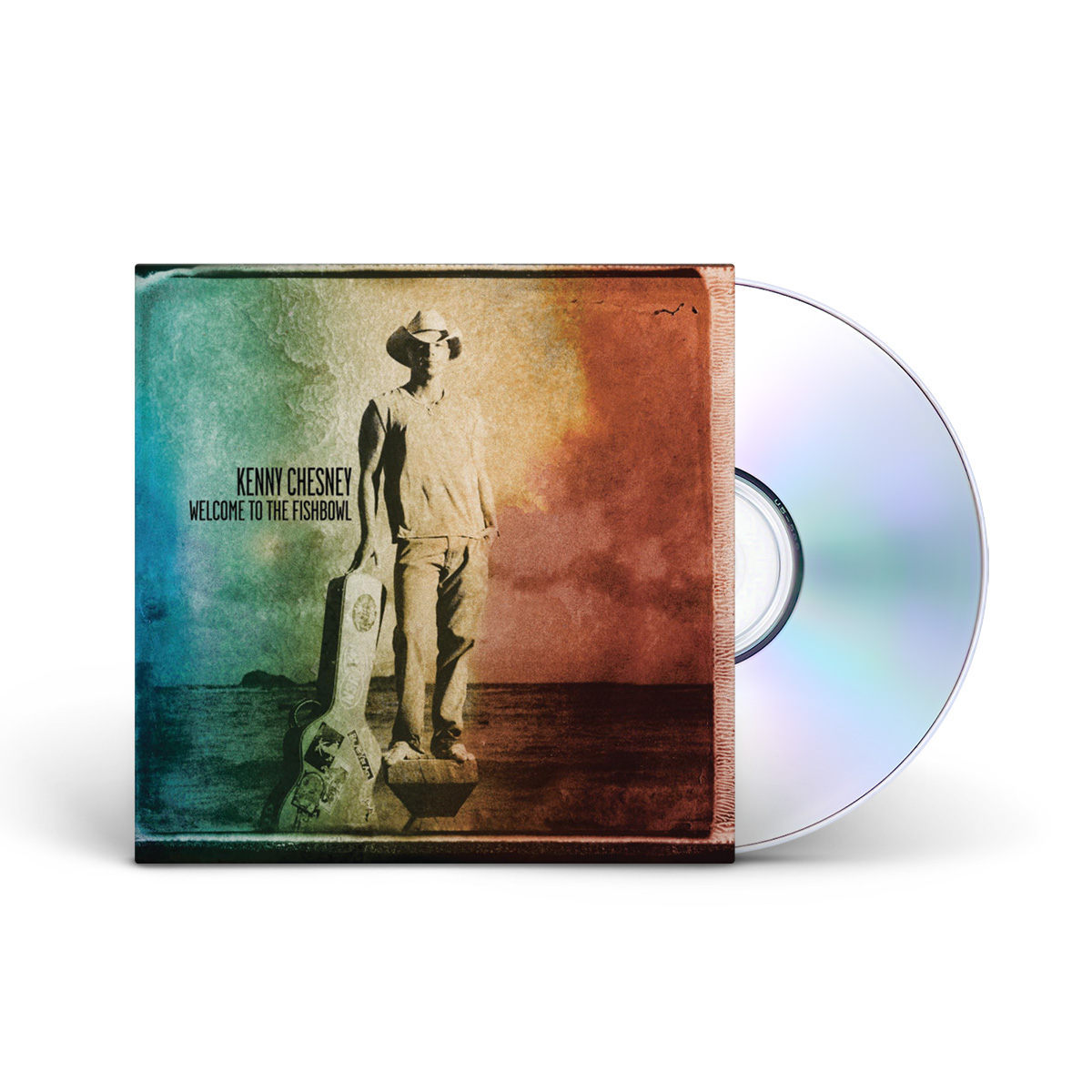 Kenny Chesney: Welcome To The Fishbowl CD