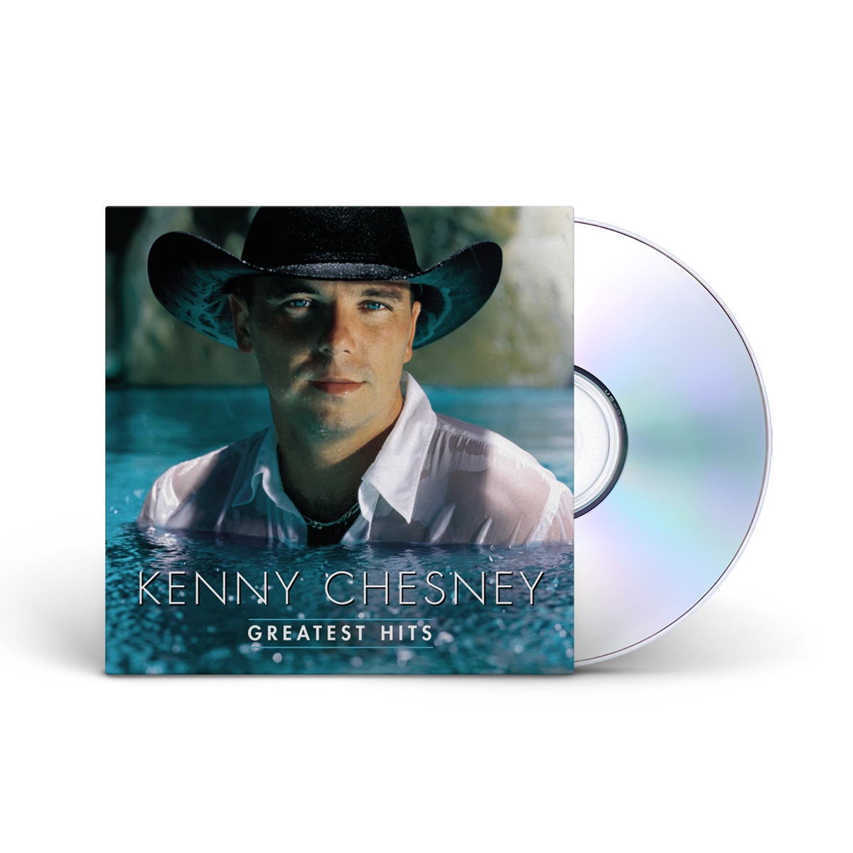 Kenny Chesney: Greatest Hits CD