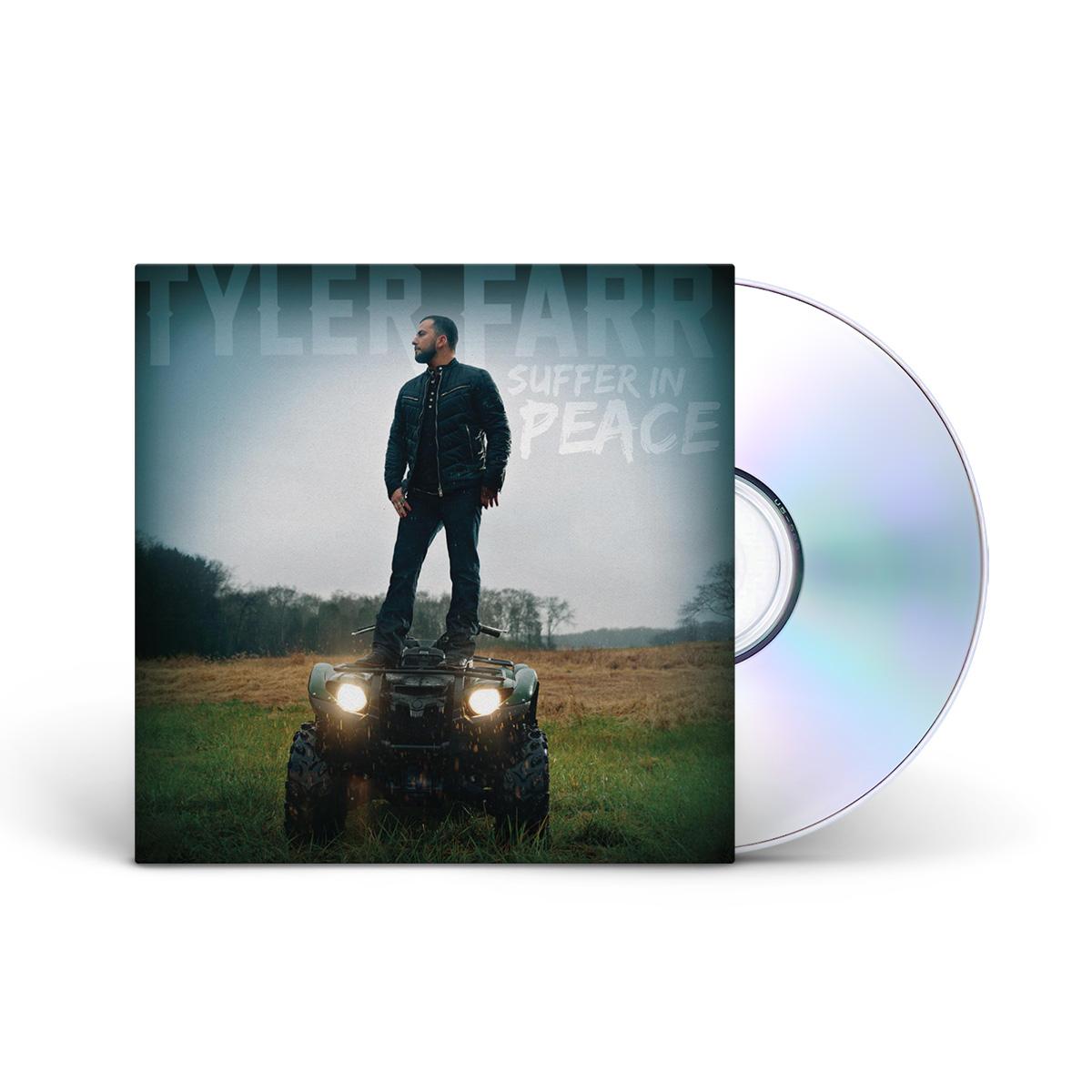 Tyler Farr: Suffer In Peace CD