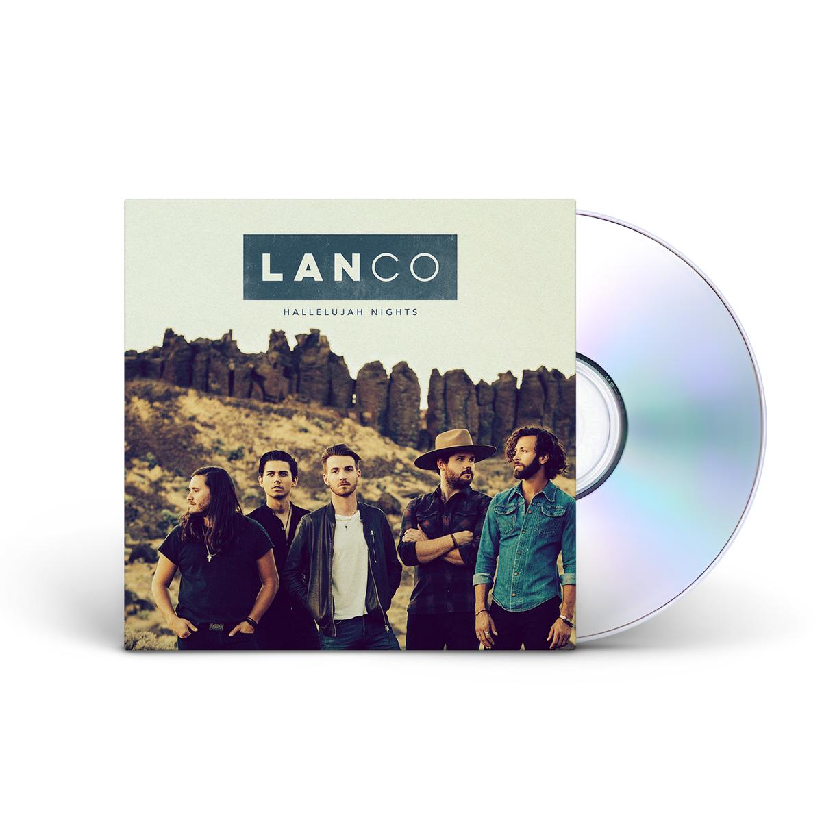 LANCO Hallelujah Nights CD