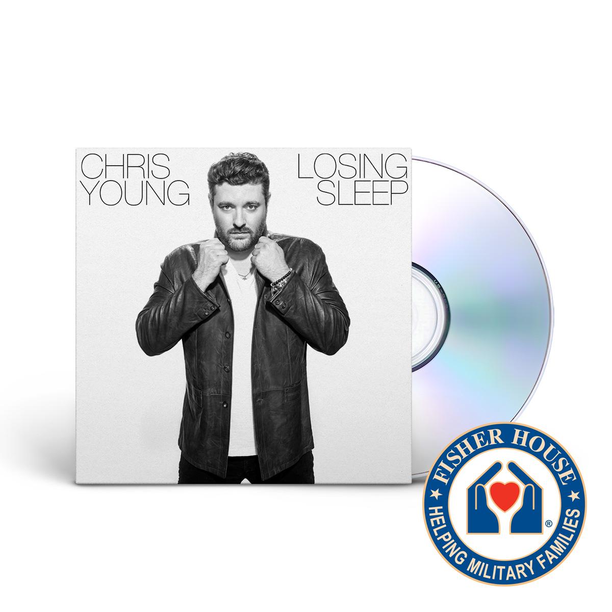 Chris Young Losing Sleep CD