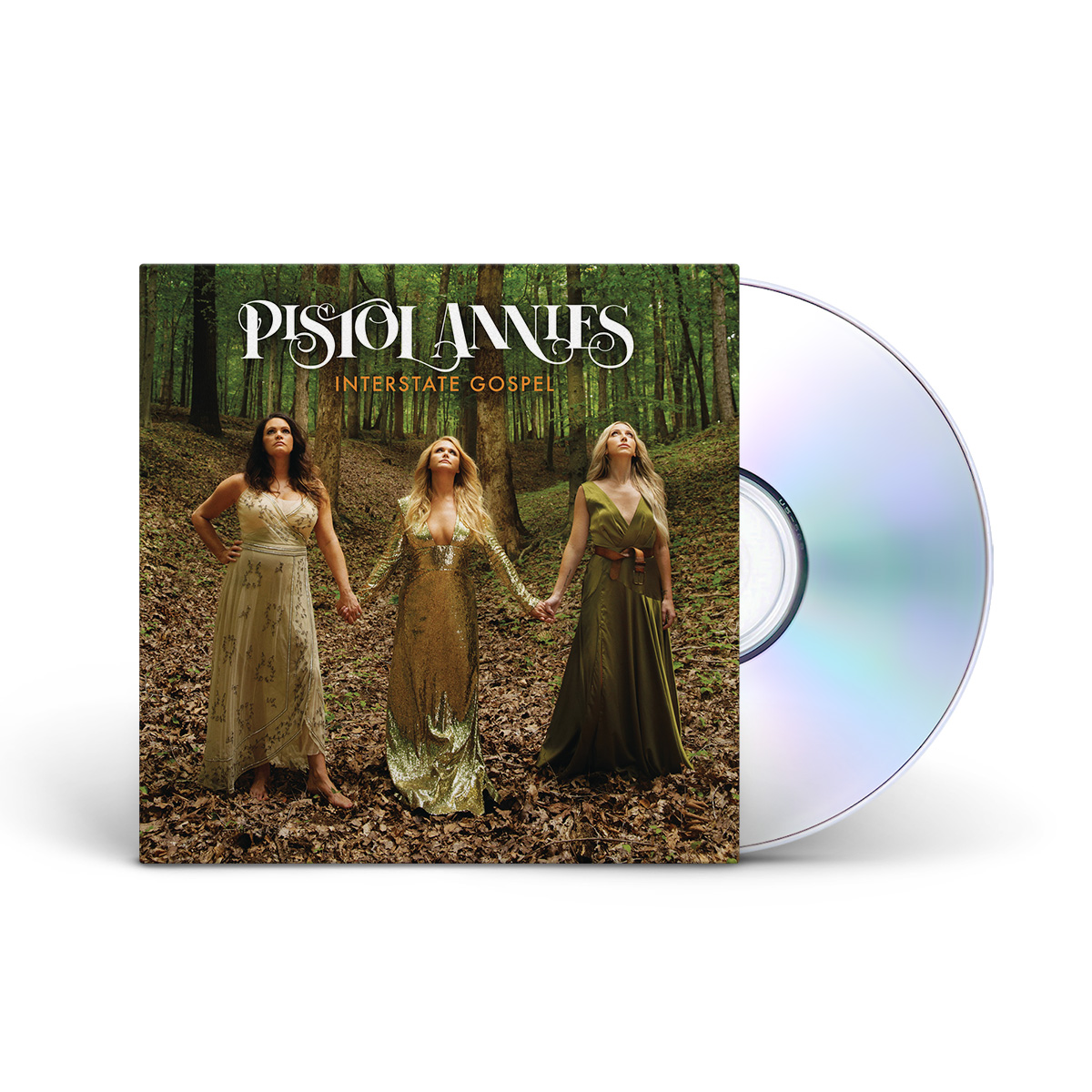 Pistol Annies - Interstate Gospel CD