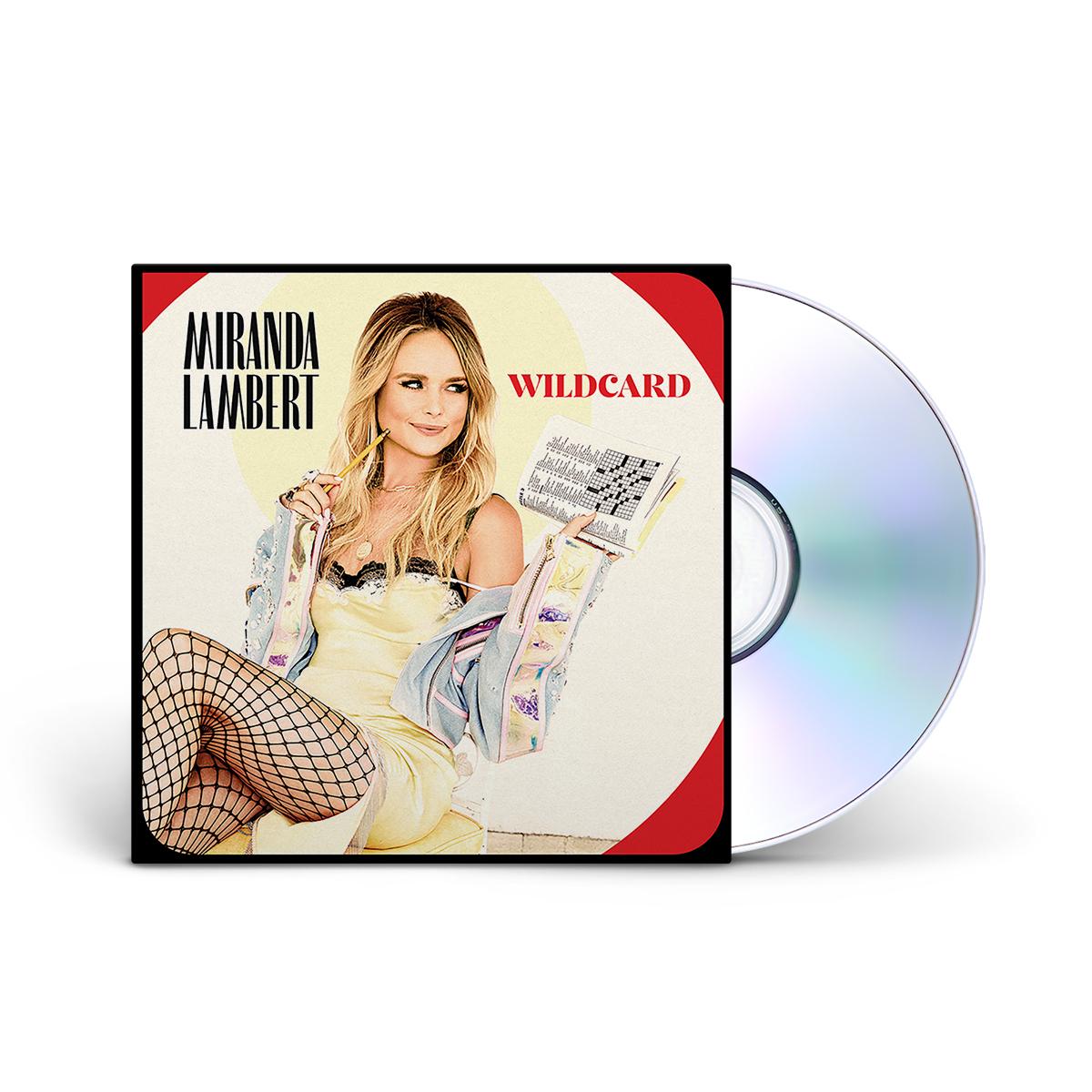 Miranda Lambert - Wildcard CD