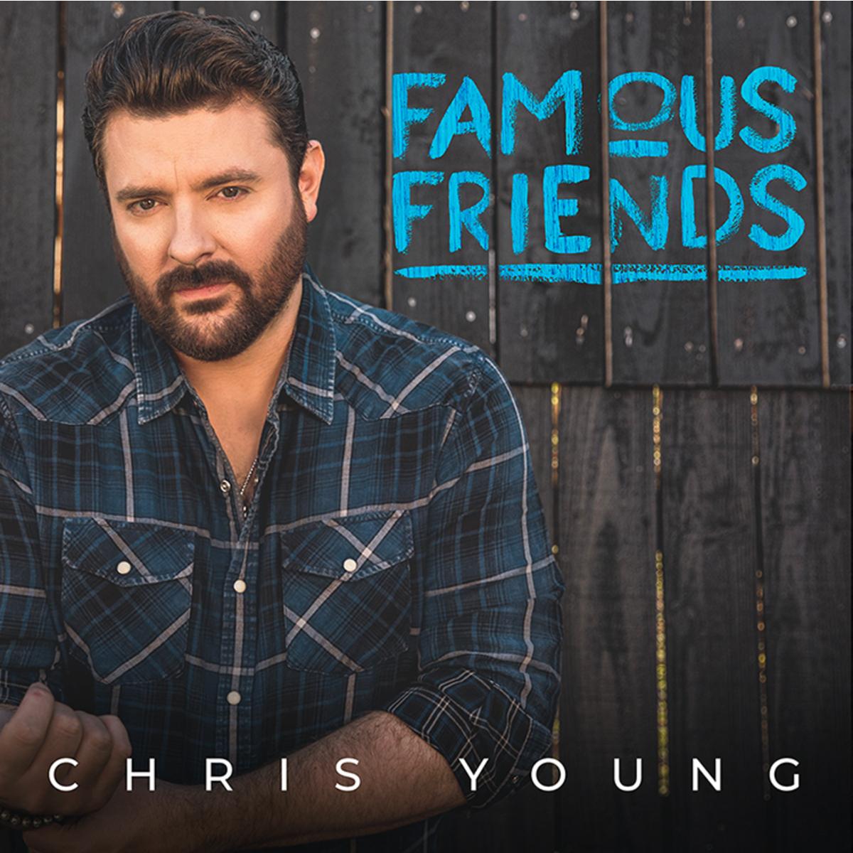 Chris Young: Famous Friends Digital Download