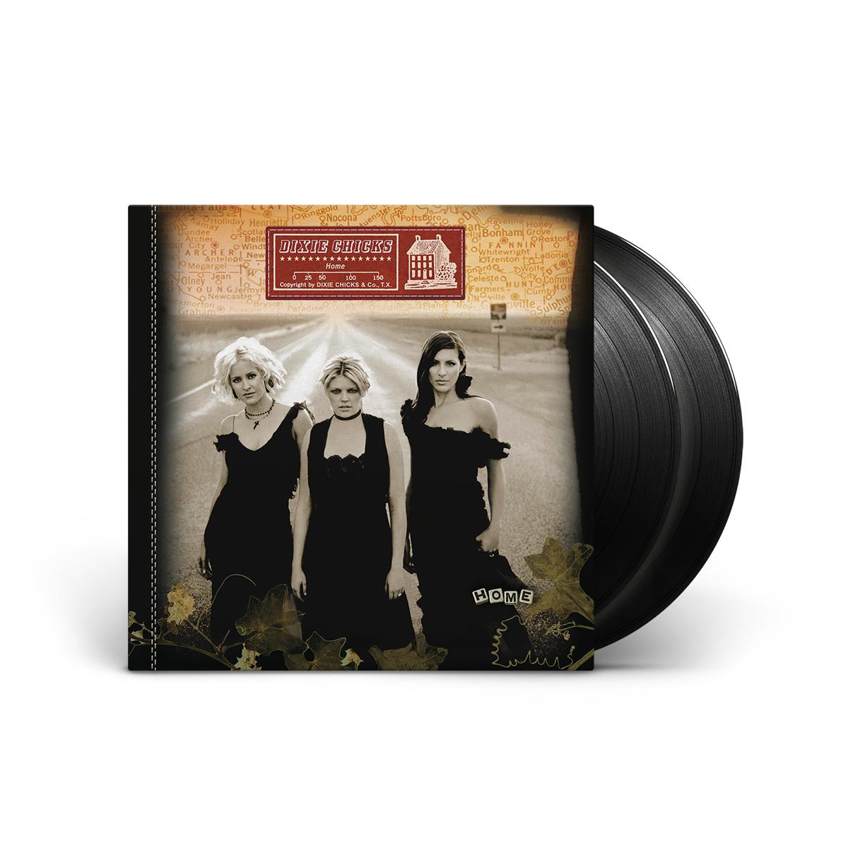 Dixie Chicks: Home LP