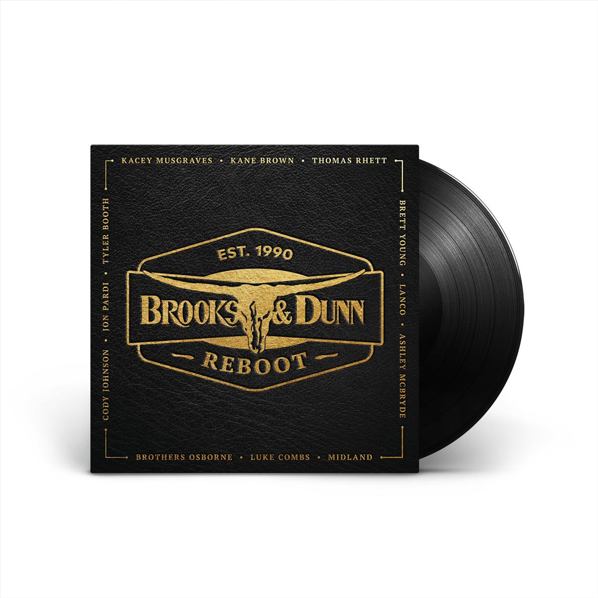 Brooks & Dunn - Reboot LP