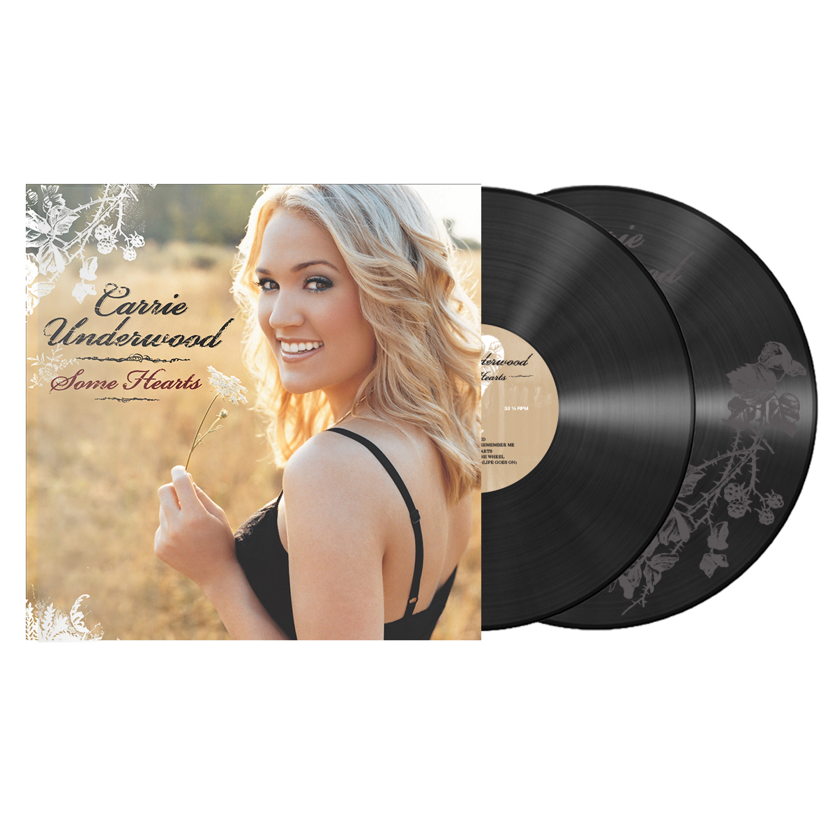 Carrie Underwood - Some Hearts (2-disc) LP