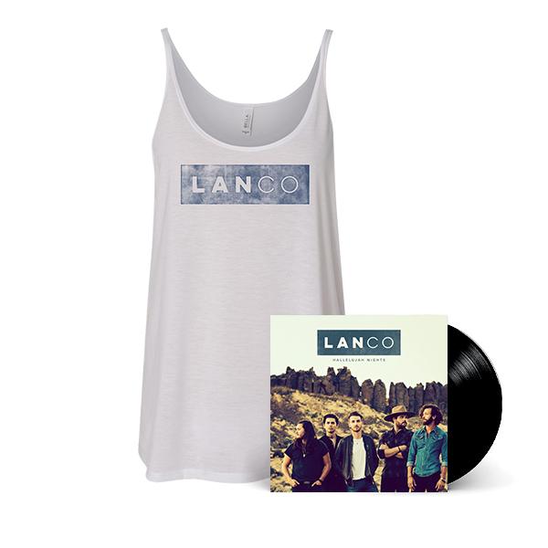 LANCO Hallelujah Nights Women's Tank + LP