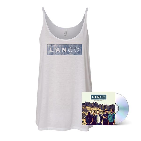LANCO Hallelujah Nights Women's Tank + CD
