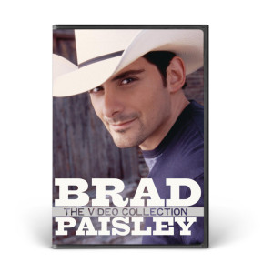 Brad Paisley: The Video Collection DVD