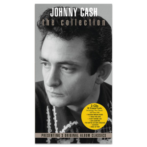 At Folsom Prison/ At San Quentin (The Complete 1969 Concert)/ America (3 Pak) CD